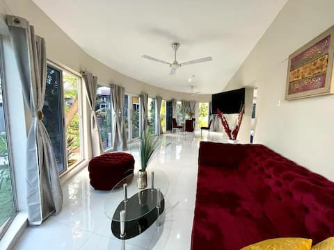 Lukas Garden Penthouse Accra with Pool, Gym