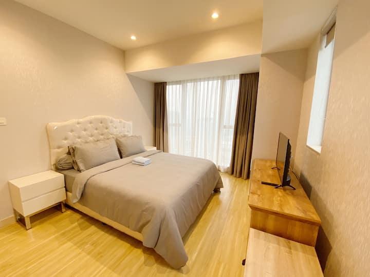 Branz BSD 2 Bedroom Apartment Best Floor & View