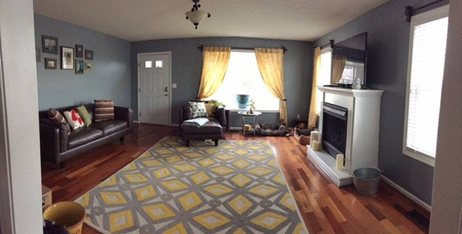Cozy Guest Room:  4 Miles to JMU - Harrisonburg
