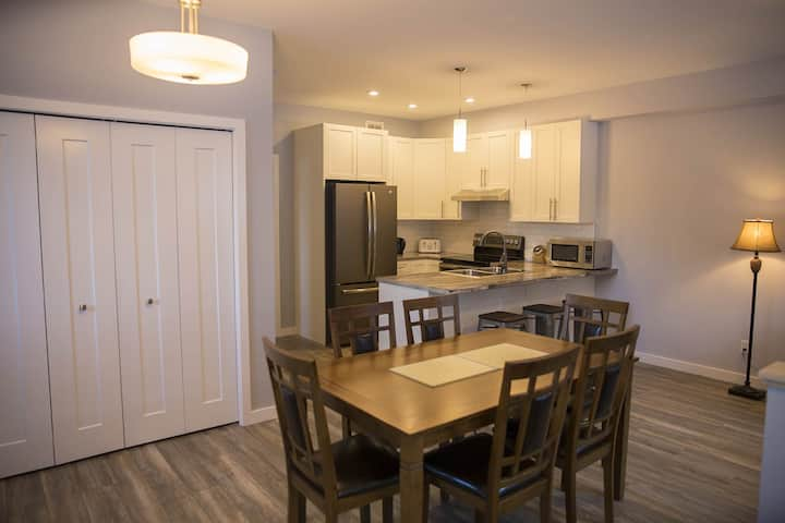 Downtown Whitehorse 4 Ensuites Vacation Rental