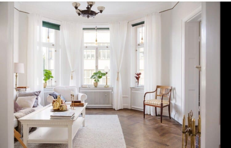 Big unique apartment in central Stockholm!