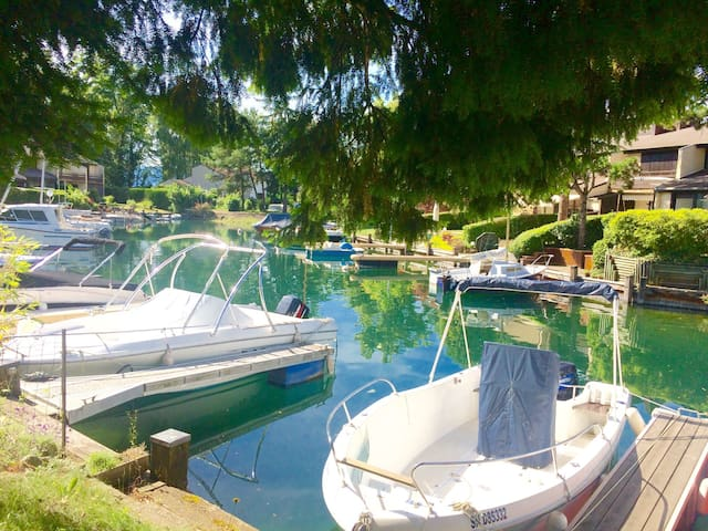 Perfect room available - Port Ripaille - Thonon