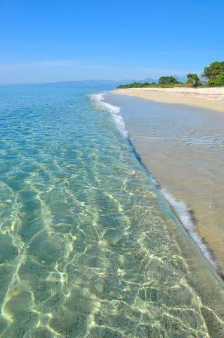 Location saisonnière à 5 minutes de la mer