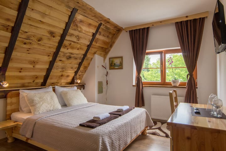 Rustic Lodge Plitvice
