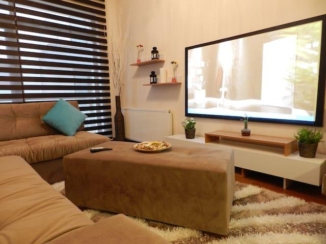ÇANKAYA RENTAL HOUSE No:1 - Ankara - Apartament