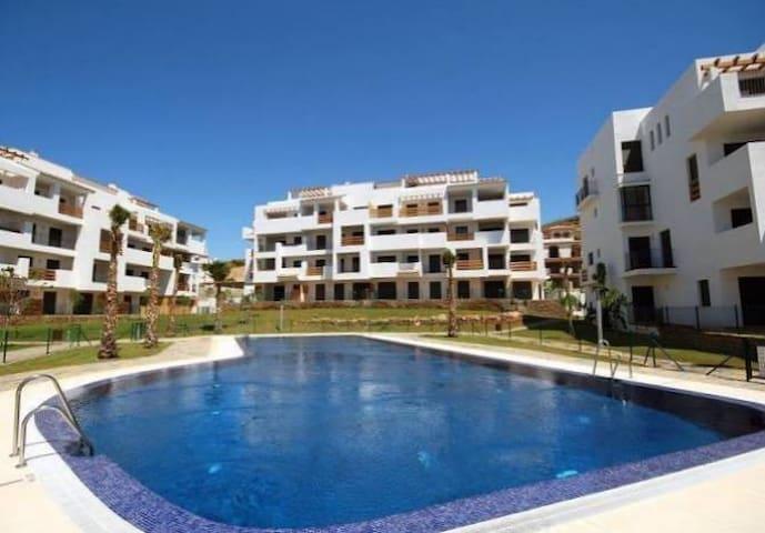 Modern 2 BR flat in lovely La Cala De Mijas
