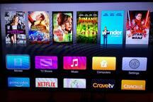 TV, WiFi, Netflix, Apple TV