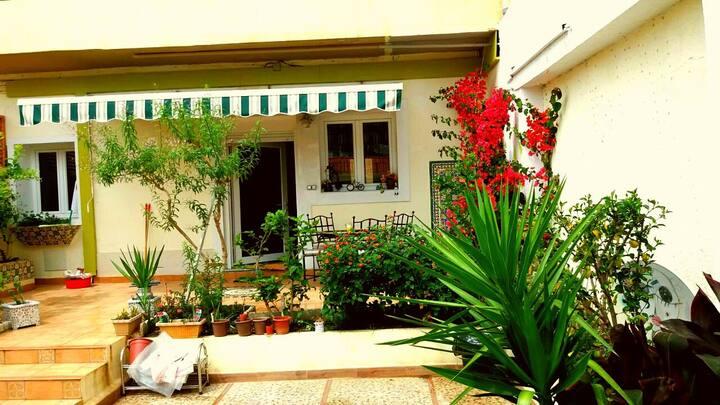 Villa, El Biar, 110m2 rdc, raffinement et confort