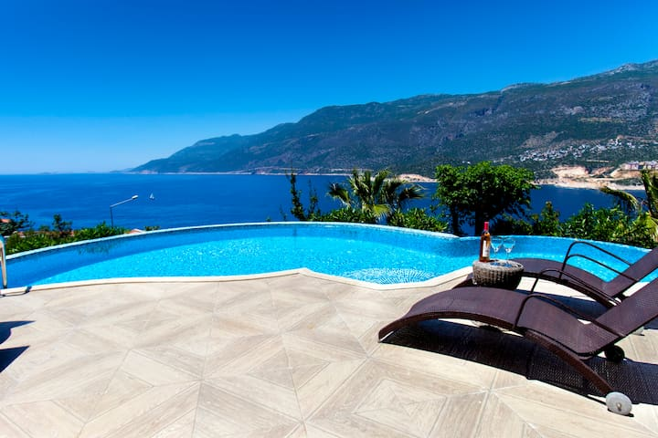 Villa Aston - Luxury - with PRIVATE infinity pool