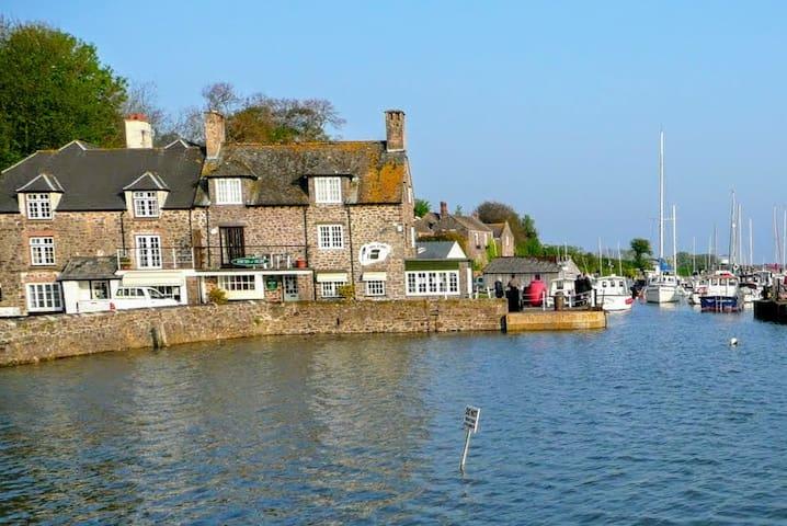 Harbour House | Porlock Weir | Exmoor | Sleeps 4
