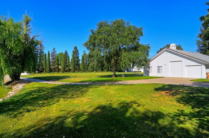 BEAUTIFUL COUNTRY COTTAGE GET-AWAY - Elk Grove - Talo