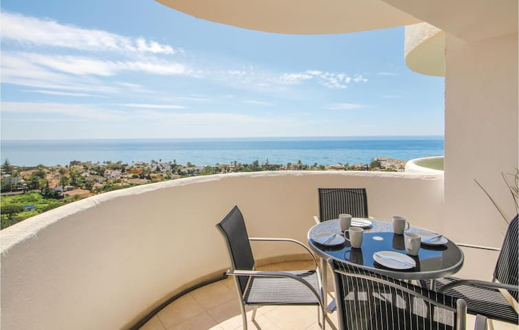 Holiday apartment with 1 bedroom on 51m² in Marbella