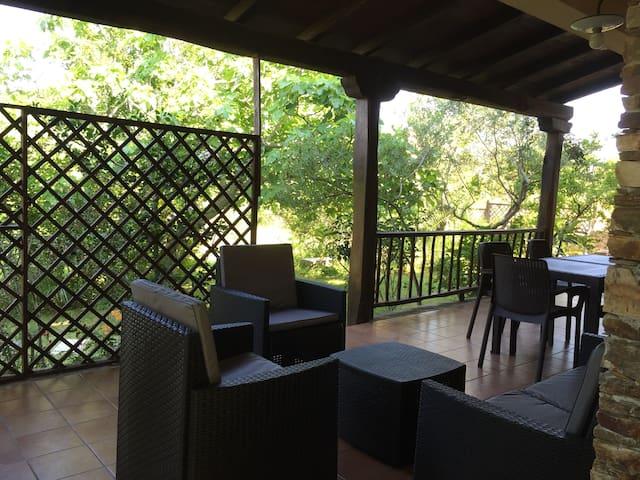 Casa vacanze Eucaliptus