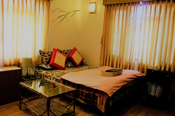 Aayurveda Room # 6 Organic Home, Kupondole Height