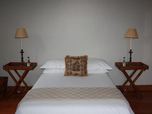 Deluxe Double Rooms - Shower Only