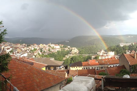 Rainbow's house - Veliko Tarnovo