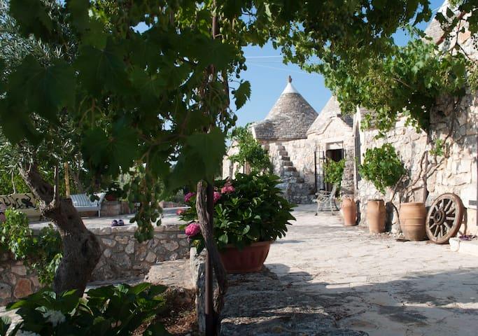 Masseria e Trulli di Puglia - Noci - Vila