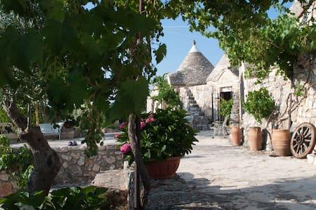Masseria e Trulli di Puglia - Noci