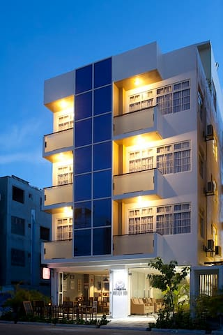 Blu by Spectra and partners - Malé - Penzion (B&B)