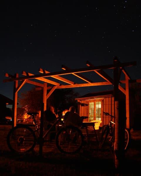 Behind the Bike Sheds - Waipiata NZ