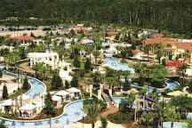 Orange Lake nr Disney 2 bedrooms #7