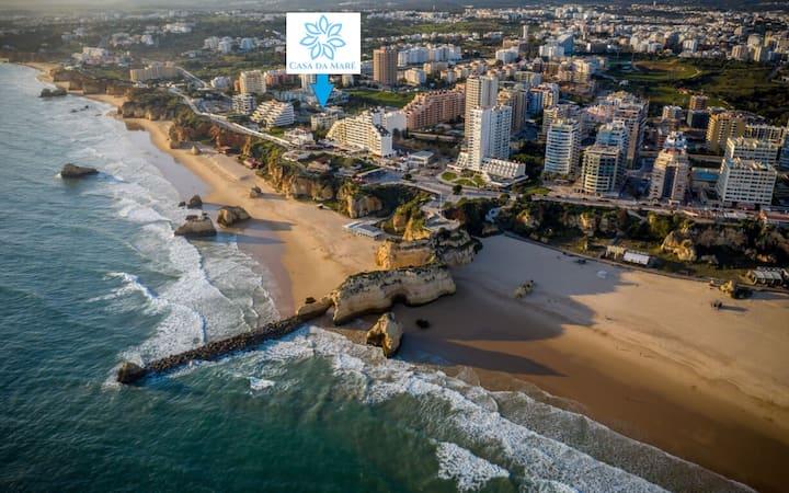 Casa da Maré: Luminous 2Brd Apt - Beach&Pool Condo