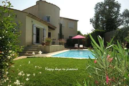 Happy Days en Provence - Gardanne