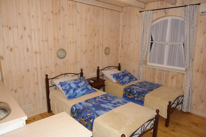 Mini hotel SICILIA - Twin room