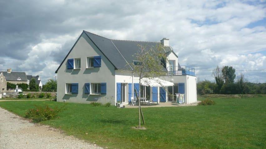 Maison proche de l'océan - Locmariaquer - Huis
