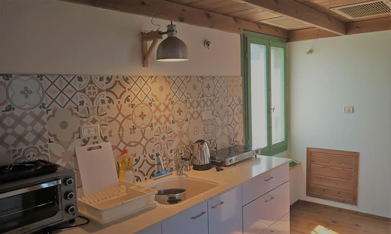 המטבח החדש!