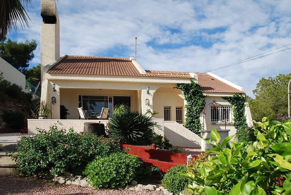 Luxe Vakantievilla Private Pool San Miguel De Salinas Comunidad Valenciana