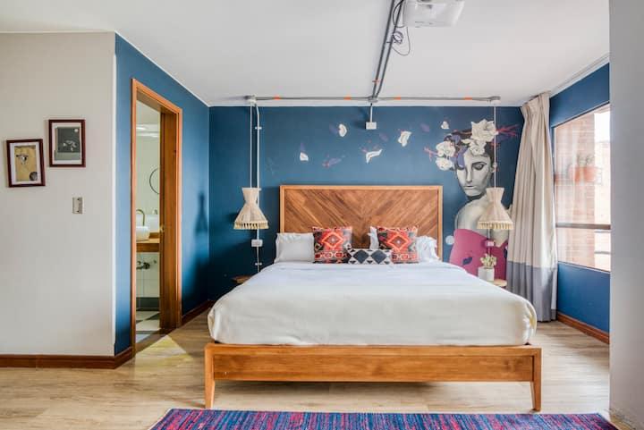 Selina Chapinero Bogota - Unique Room