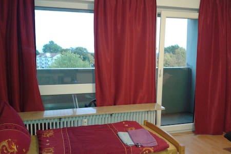 Gut gelegene Wohnung mit Balkon - Hanover