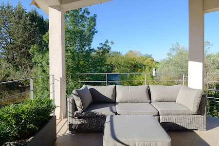 Lovely apartment near Aix - Le Tholonet