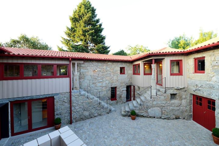 Quarto da Oliveira - Quinchães - Casa