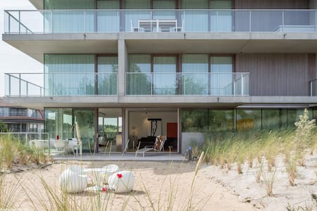 Design apartment in the dunes  - Koksijde - Lakás