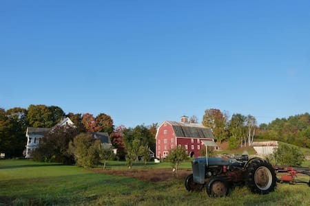 Farmhouse Bed and Breakfast in Woodstock, Vermont - Woodstock
