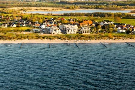 Newport - nur 300 m bis zur Ostsee - Börgerende-Rethwisch - Apartmen