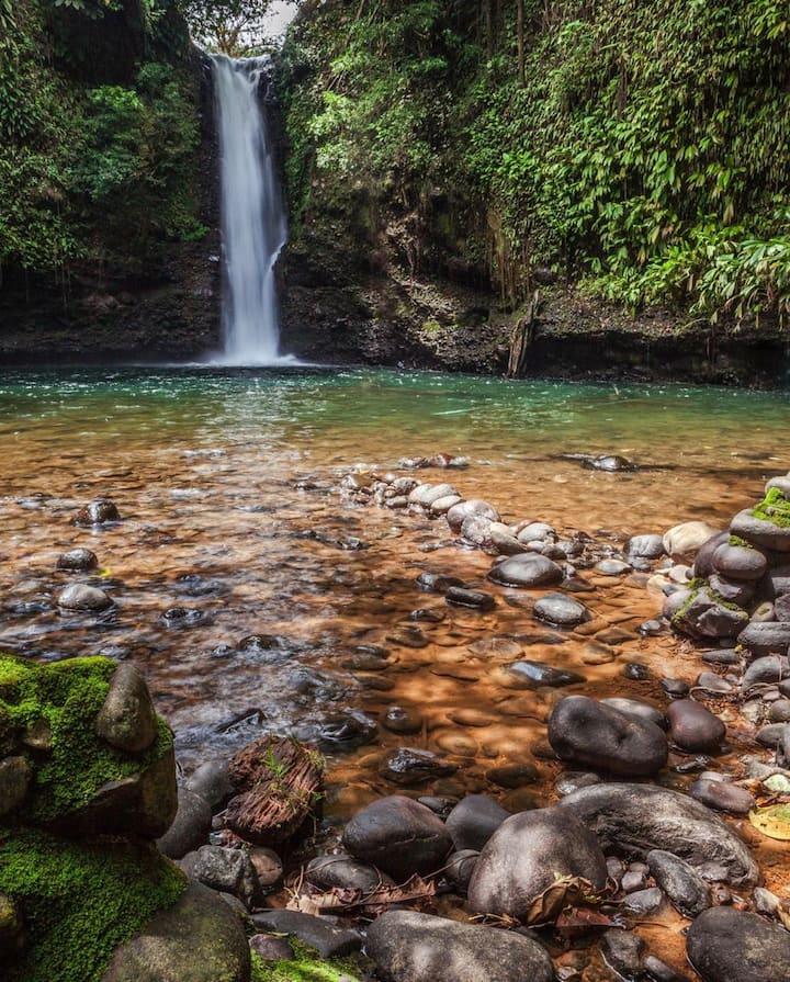 Quinta Mayu- Cascada Azul