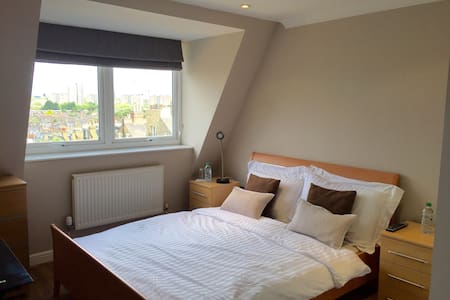 Double room + Private bathroom - Londres - Pis