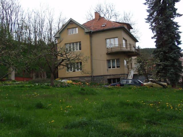 Prachtige appartement in Bohemen - Kamýk nad Vltavou - Daire