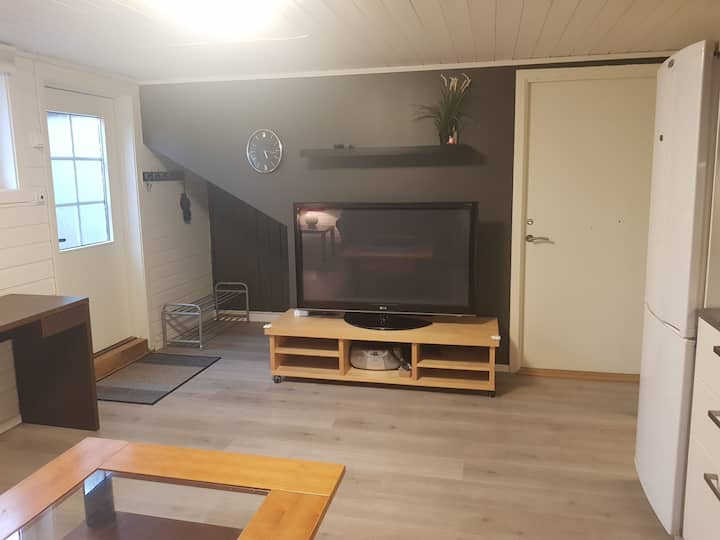 Cozy apartment for two persons i Stavanger!