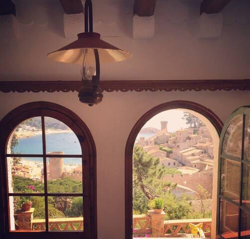 Vistas desde el comedor / Views from the living room