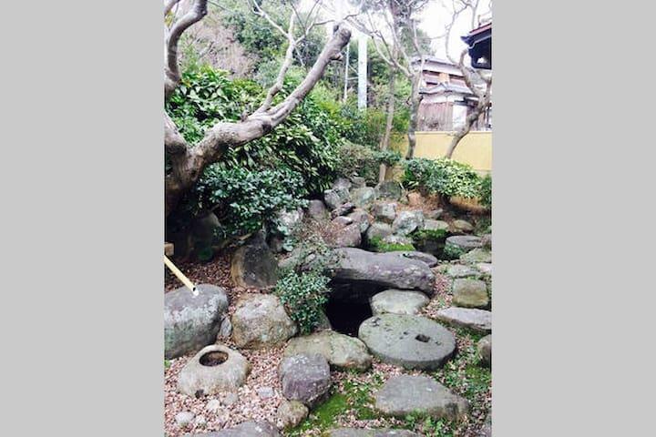 HakataSt 10min, FukuokaAp 41min. Relax house - Higashi-ku, Fukuoka-shi - Dům