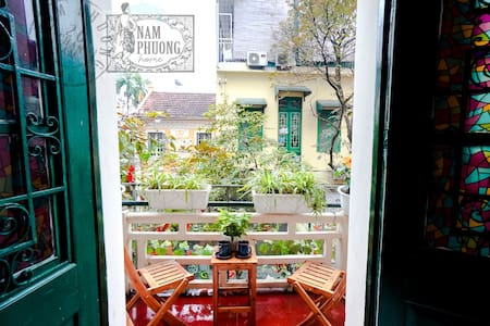 Nam Phuong Home - Blossom/huge BALCONY