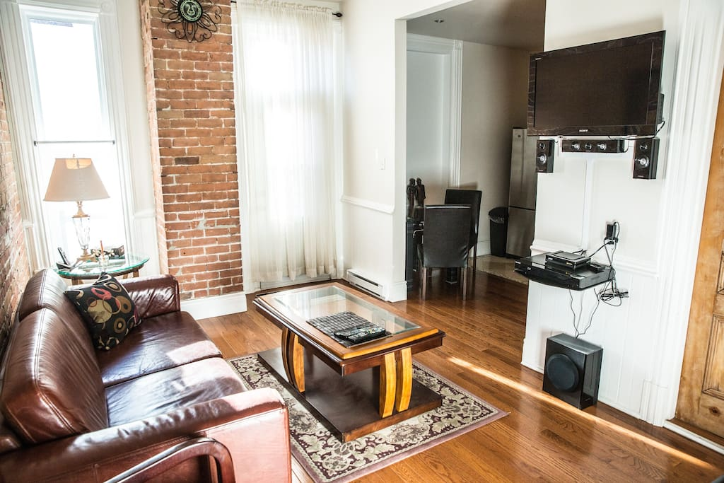 Fully furnished apartment montreal appartements louer - Appartement a louer vieux port montreal ...
