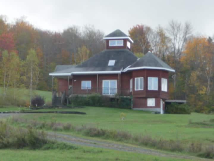 Luxury in Scenic, Pastoral Vermont