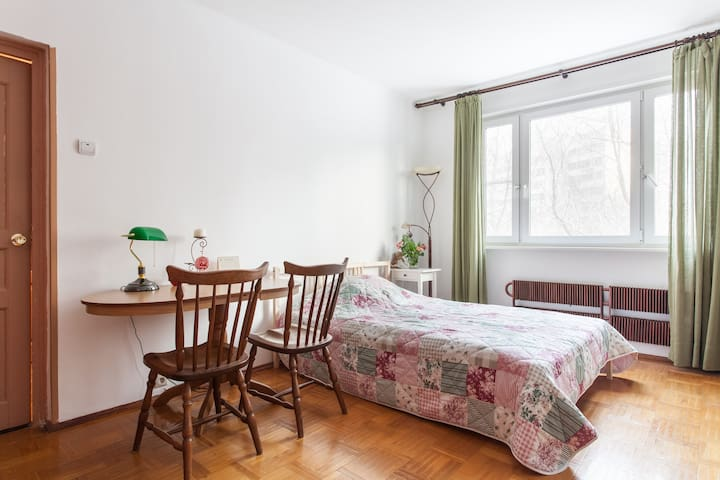 Nice flat 10 min from the city center