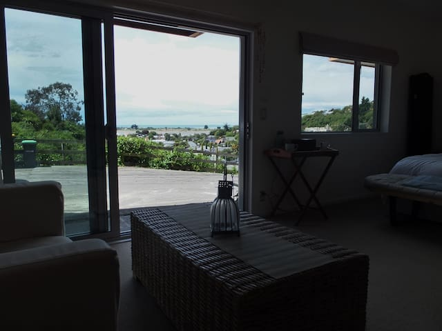 Modern, luxury apartment with sea views - Christchurch - Appartamento