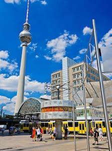 Pensionszimmer zur Jahreswende 2015 - Berlin